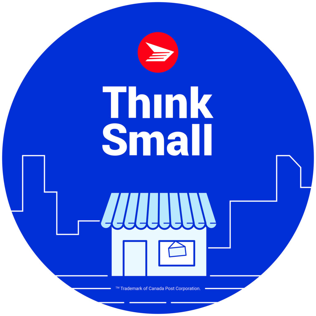 Canada Post Think Small